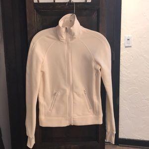 Lululemon fleece lined jacket